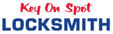 key on spot Locksmith logo
